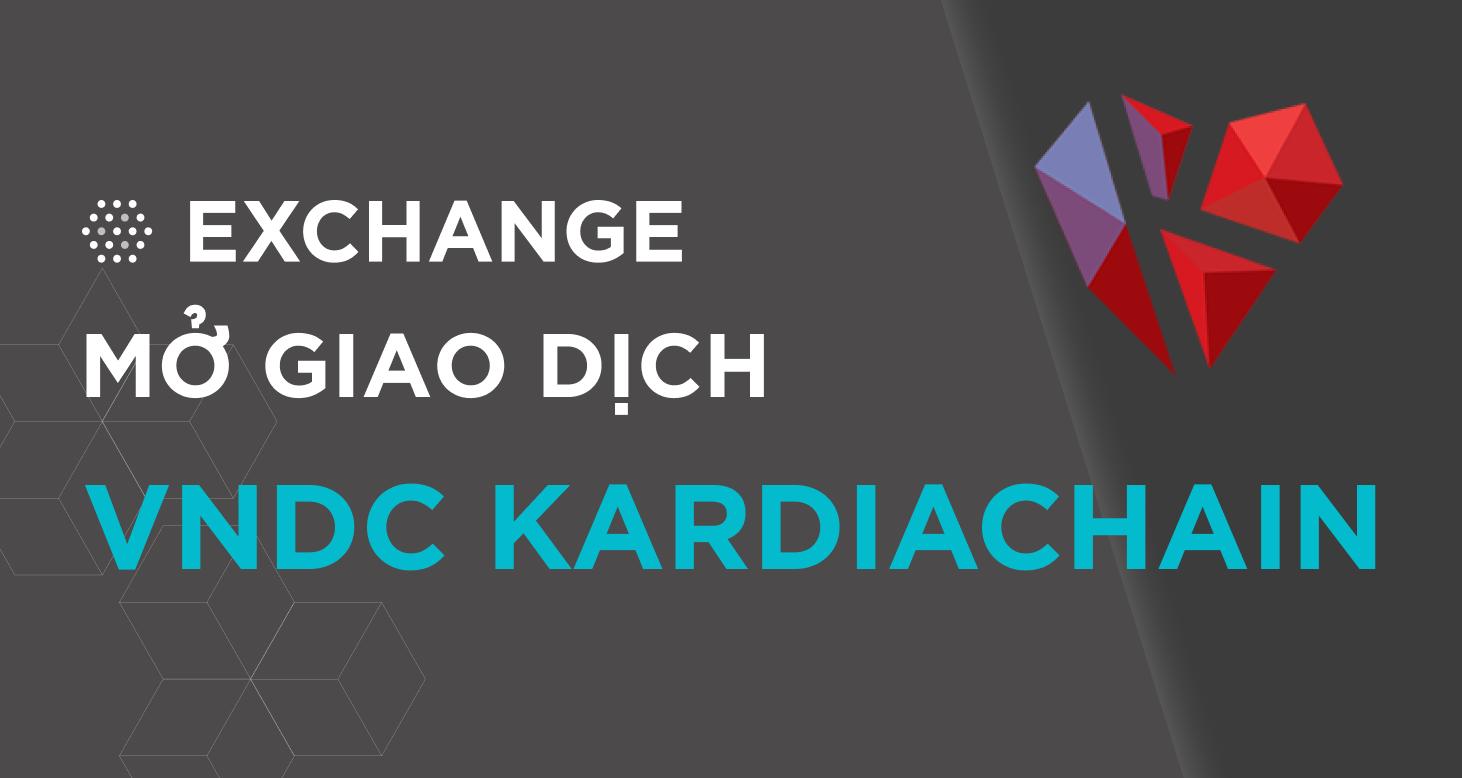 VNDC trên KardiaChain
